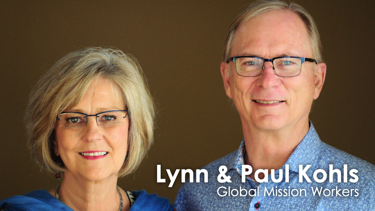 Guest Speaker: Lynn Kohls